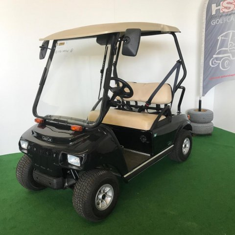 15.Club Car LSV