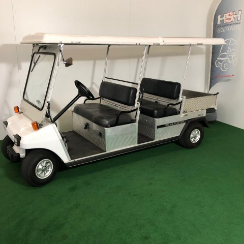 20.Club Car Transporter